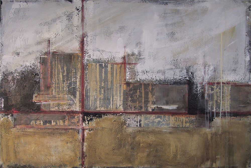 Displacement 23 by Gregory Gibboney