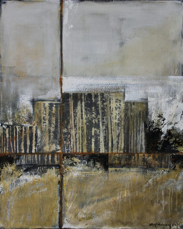 Displacement 24 by Gregory Gibboney