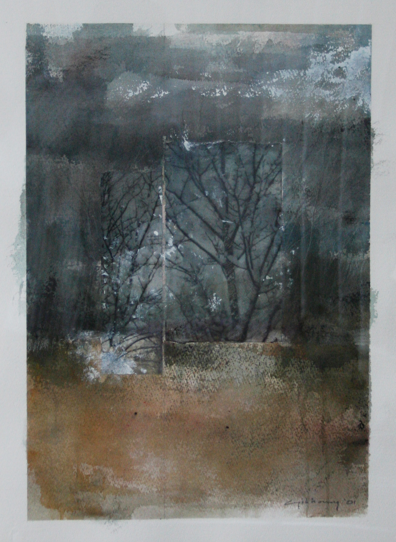 Front Window No. 8 by Gregory Gibboney